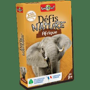 defis nature Afrique