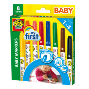crayons feutres ses creative baby markers