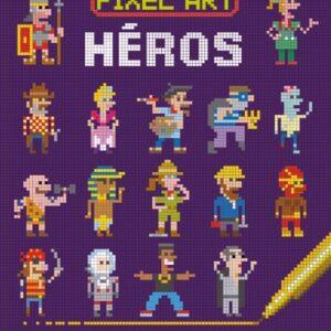 pixel art héros 123 soleil
