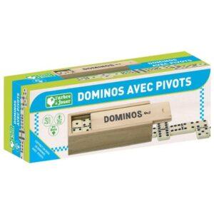 jeu de dominos avec pivots