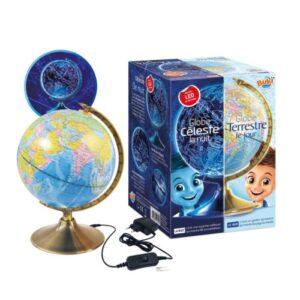 globe terrestre celeste buki