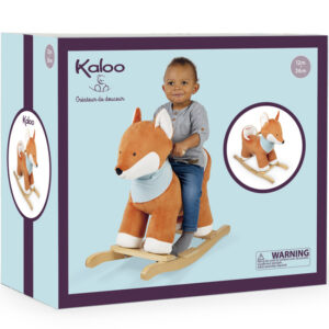 paprika le renard à bascule kaloo