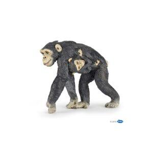 chimpanze-et-son-bebe PAPO