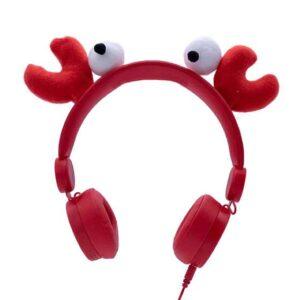 casque audio crabe kidyears